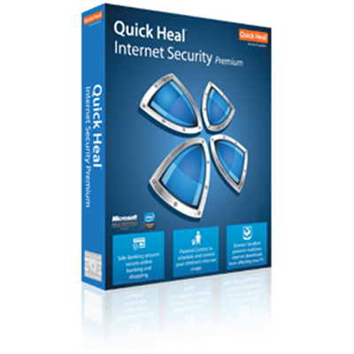 Quick Heal Internet Security - 1 User - 1 Year